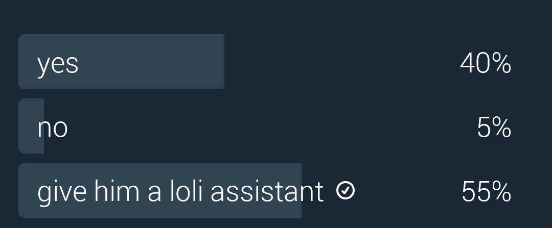 Give me my loly assistant - meme