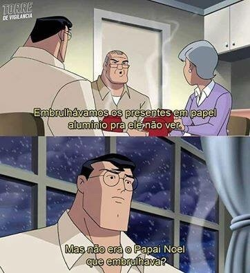 coitado do clark - meme