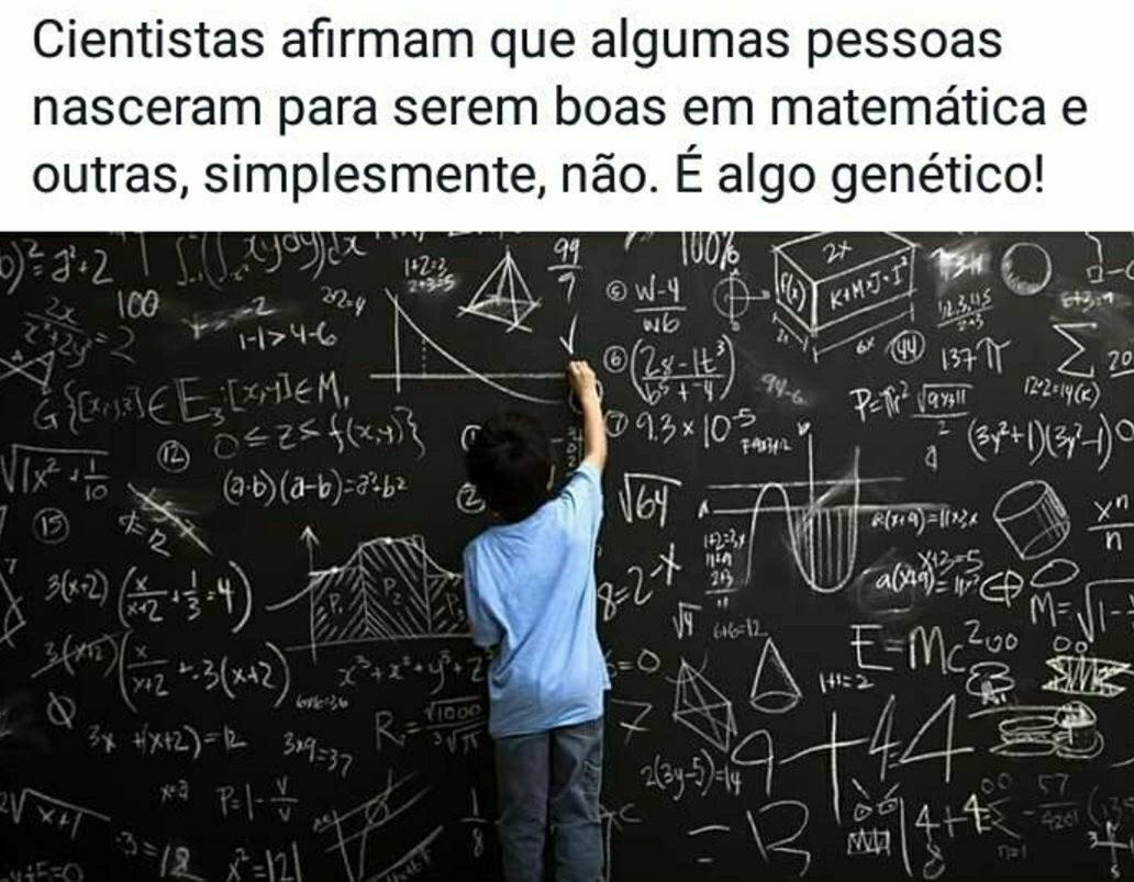 Geneticamente burro xD - meme