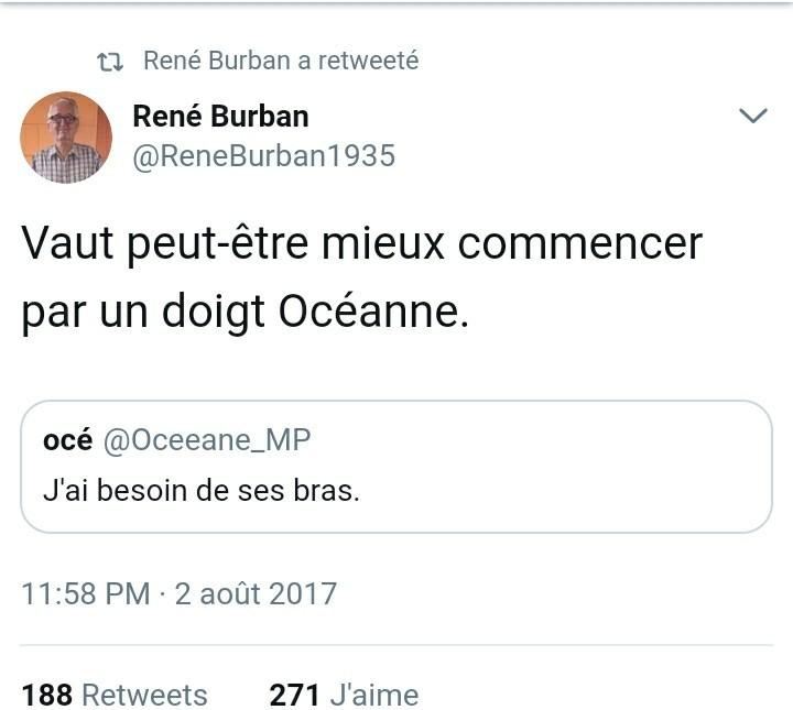 Il est de retour René ! - meme