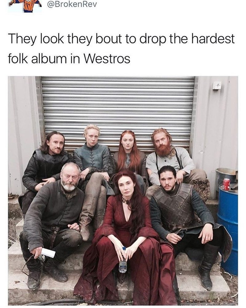Confession: Never watched this show - meme