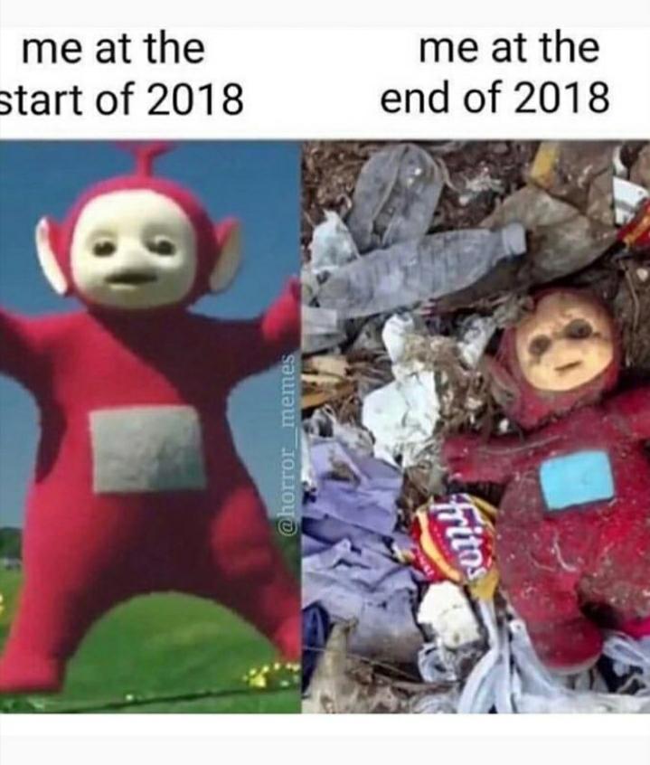 Im a mess - meme