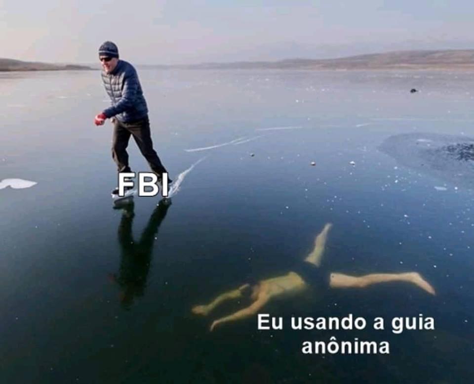 Anônimo - meme