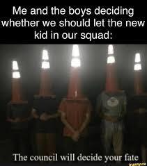 The boys - meme