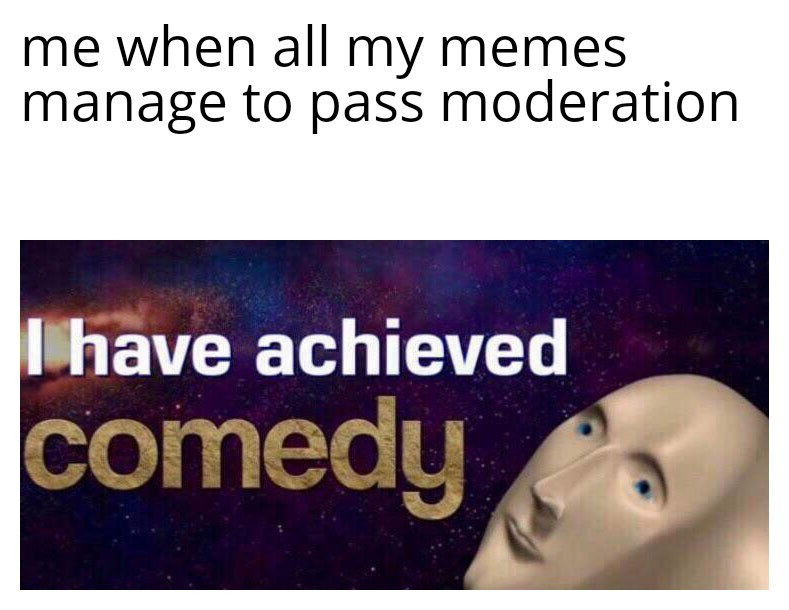 Feels good to feel better - meme