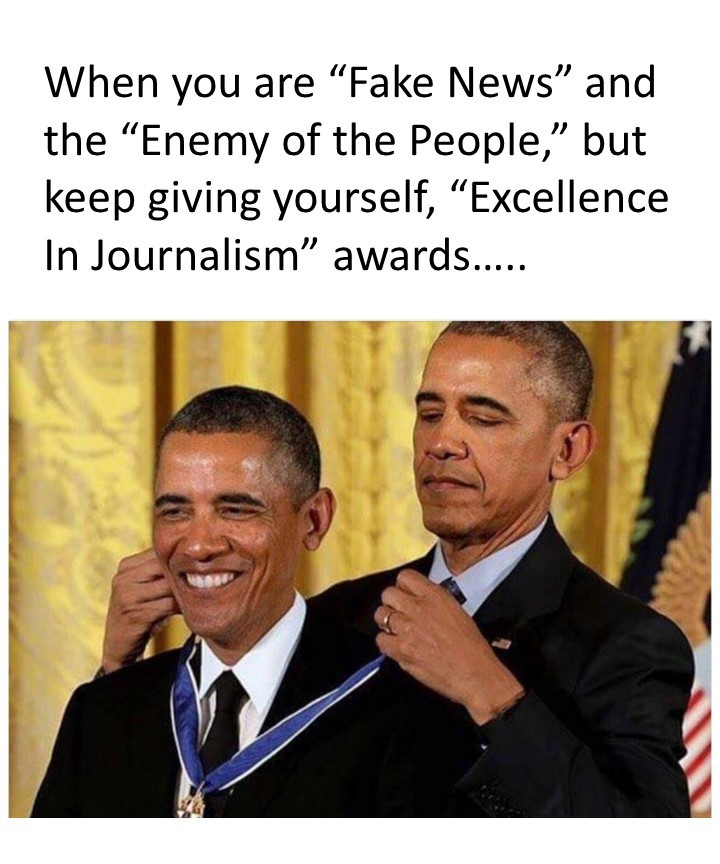 Medal of Honor Journalism..... - meme