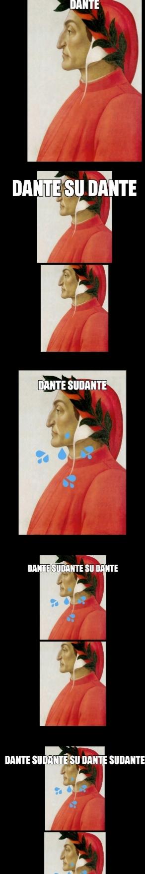 Dante - meme