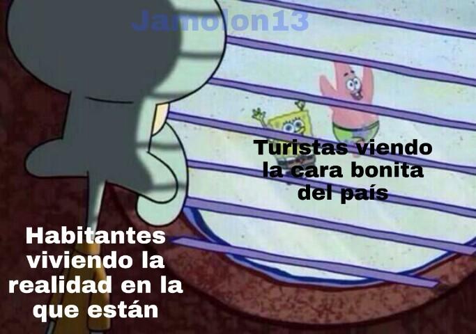 Latinoamérica siempre - meme