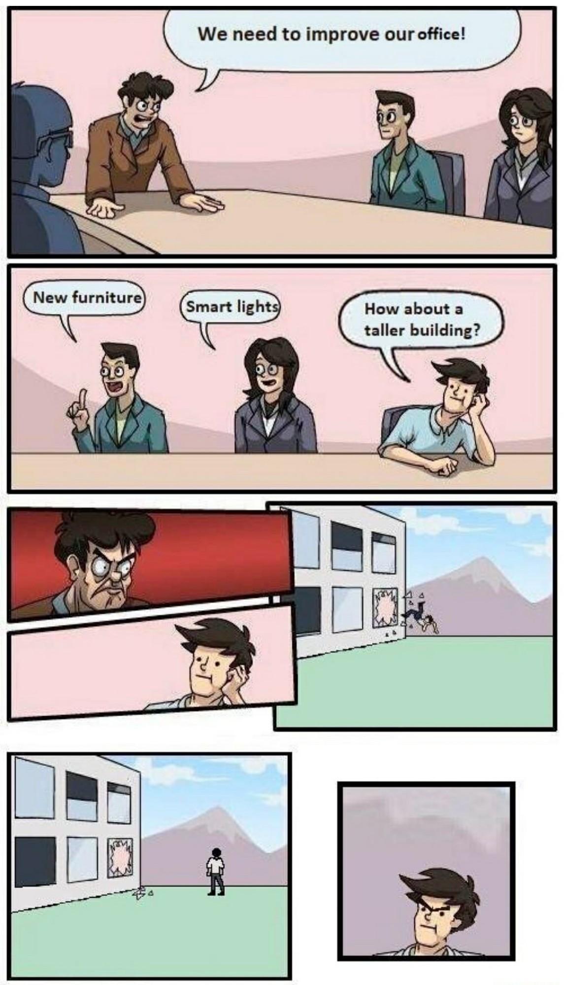 Office Time - meme