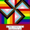 PARTIE 2 : Le Nouveau Drapeau LGBT (CRÉDITS : PsyckoSauce)