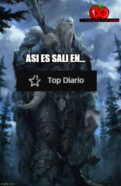 top diario - meme