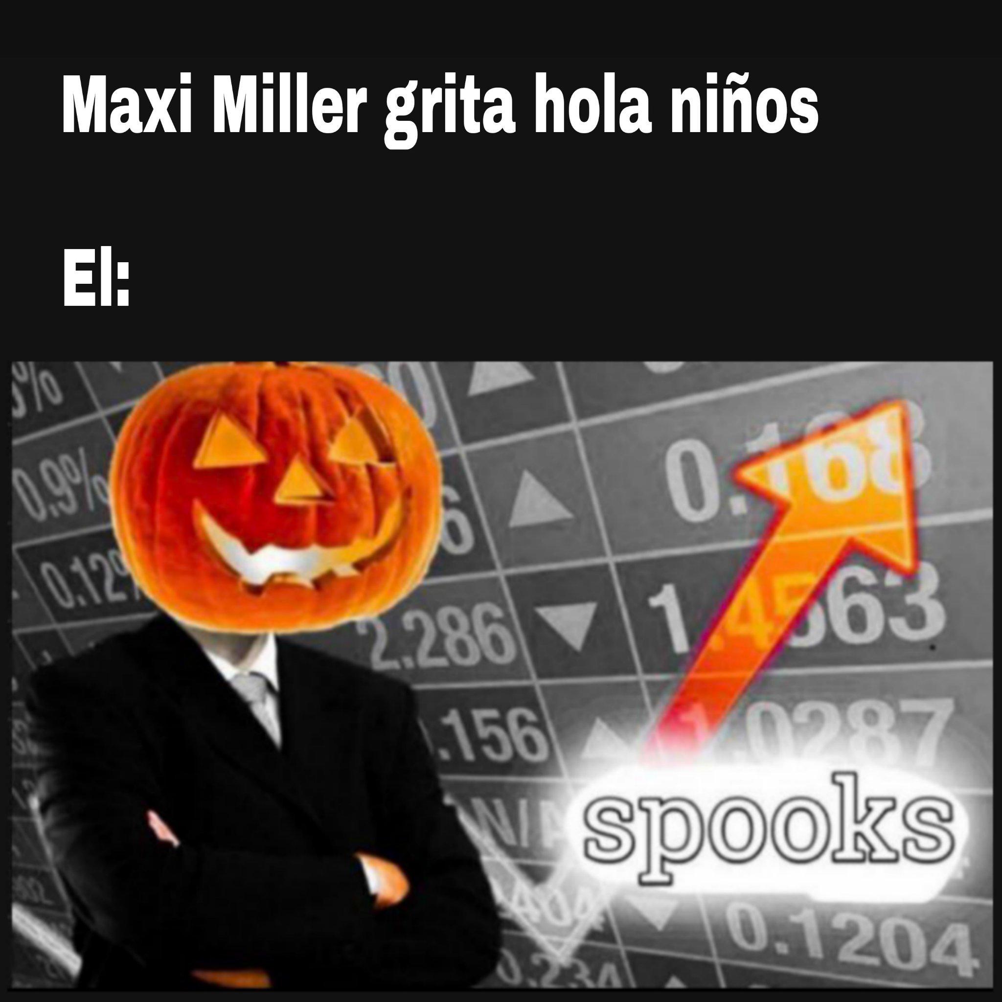 Maxi Miller - meme