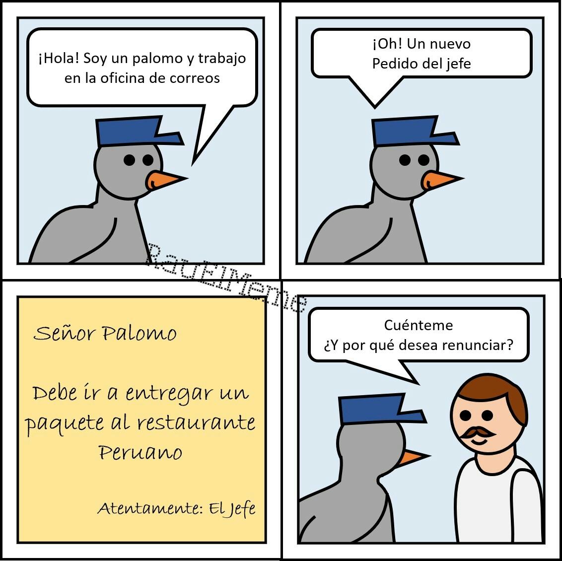 Palomo Cartero - meme