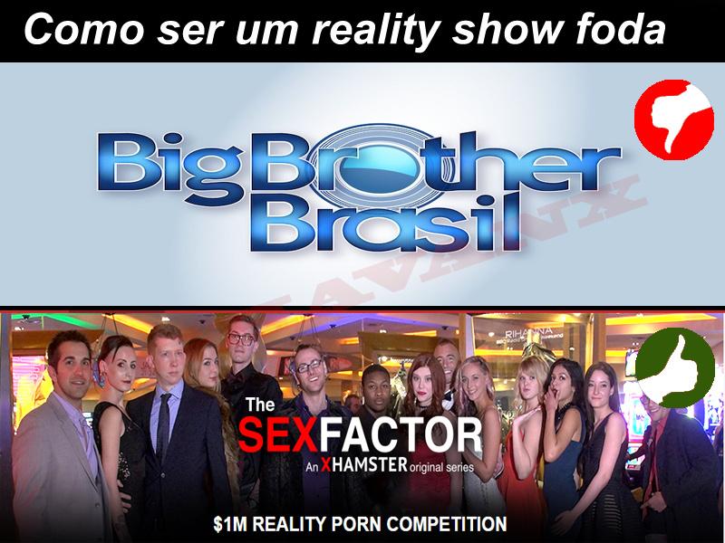 uma bosta mas original, sex factor é do caralho - meme