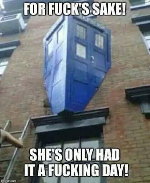 New doctor - meme