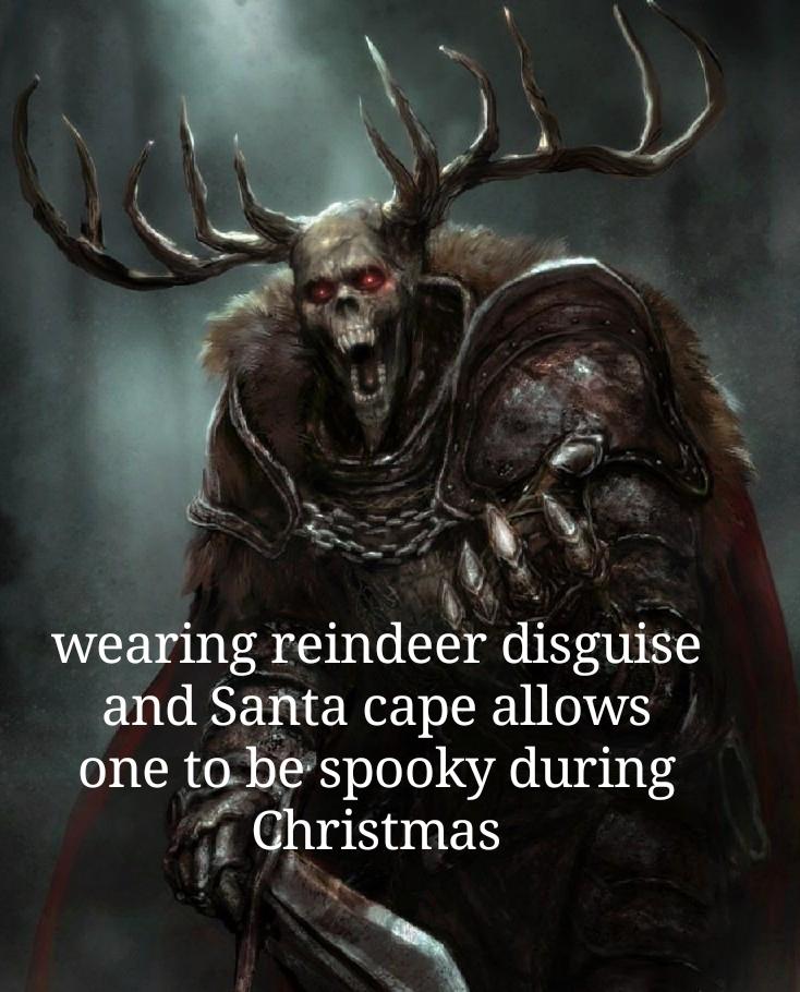 Christmas Doot - meme