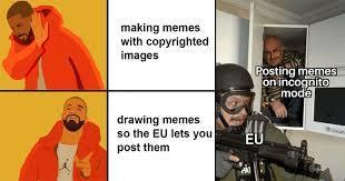 Rip EU - meme