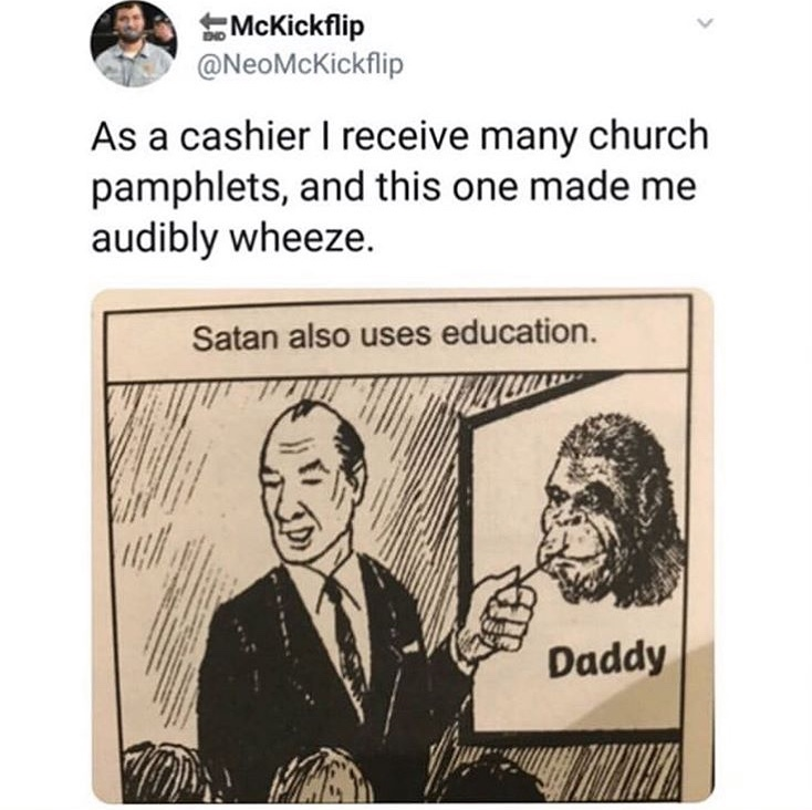 Dicks out for daddy - meme