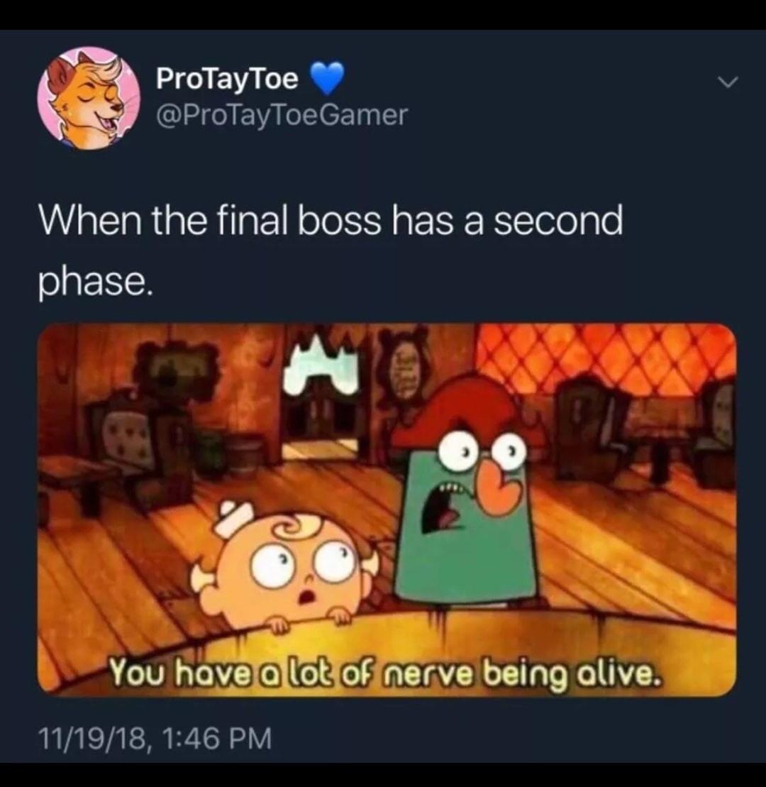 prepare to dead - meme