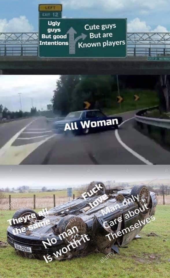 Nice guys be like - meme