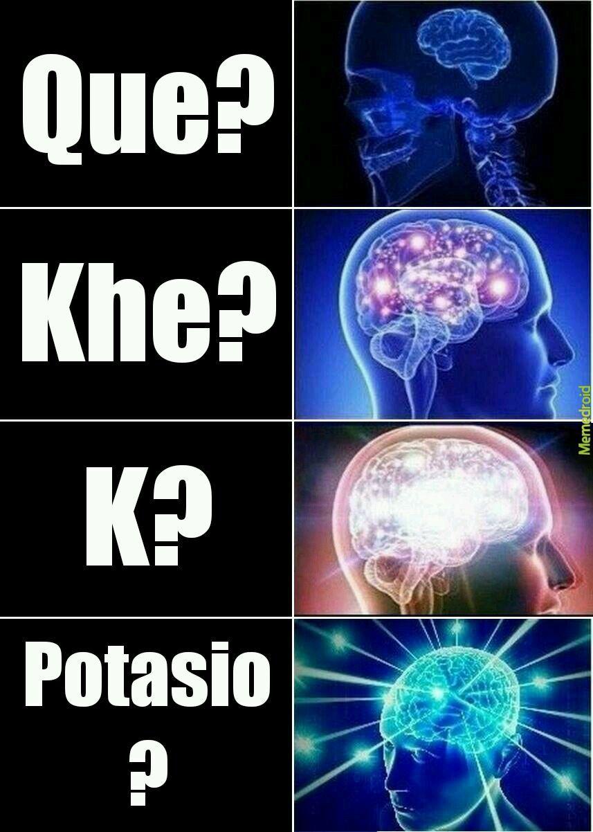 Tipos de Que - meme