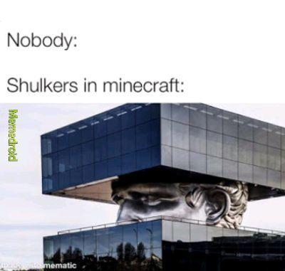 Shulkers - meme