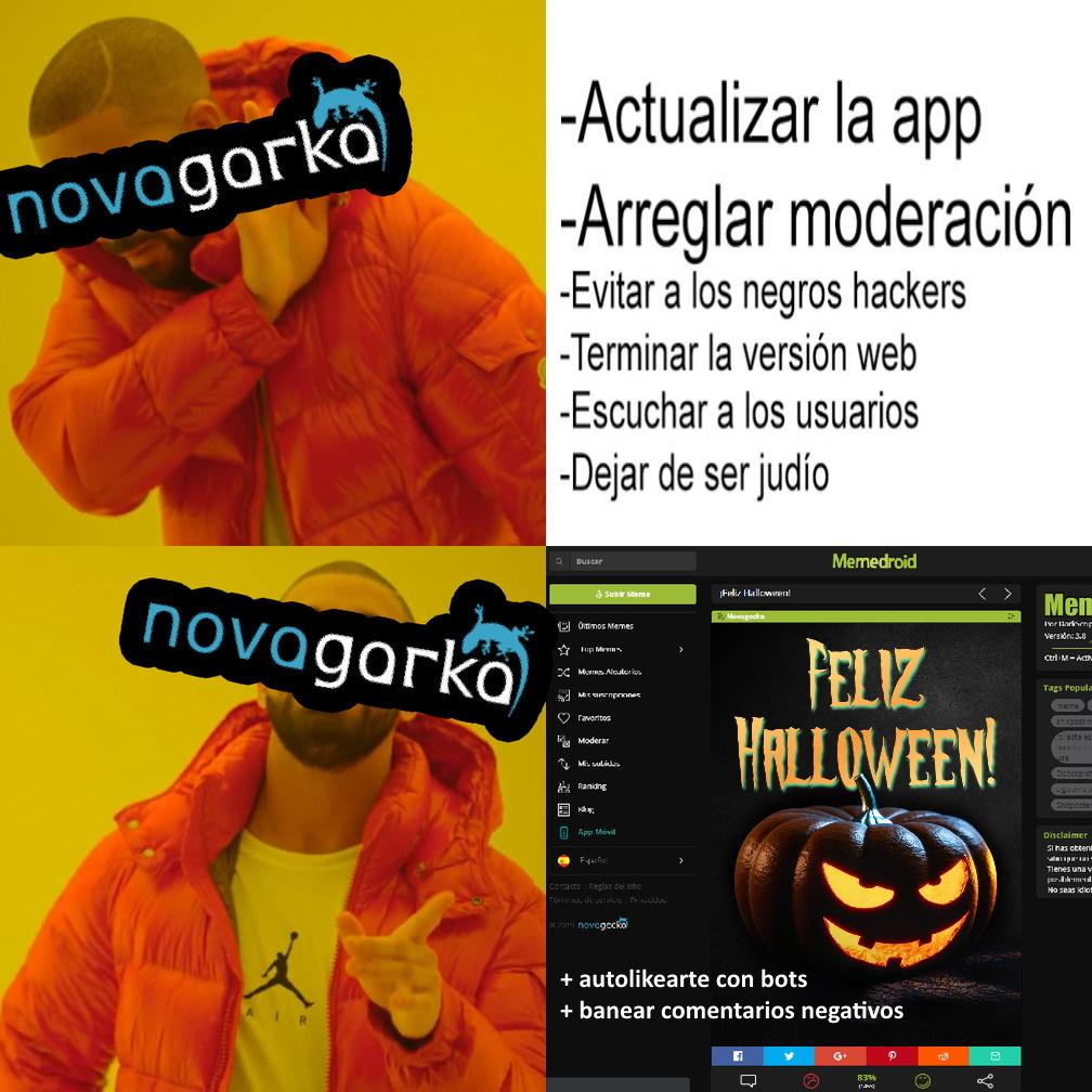 novagarka - meme