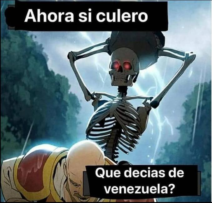 Venesolano - meme