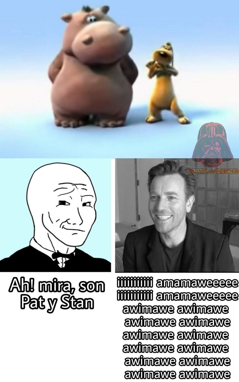 Re nostalgico el video junto con la rola esa - meme