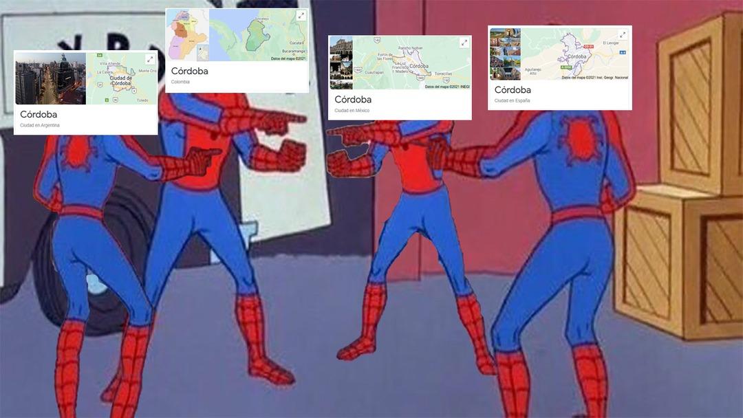 Cordoba - meme