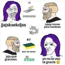 no sean trolos y acepten el meme