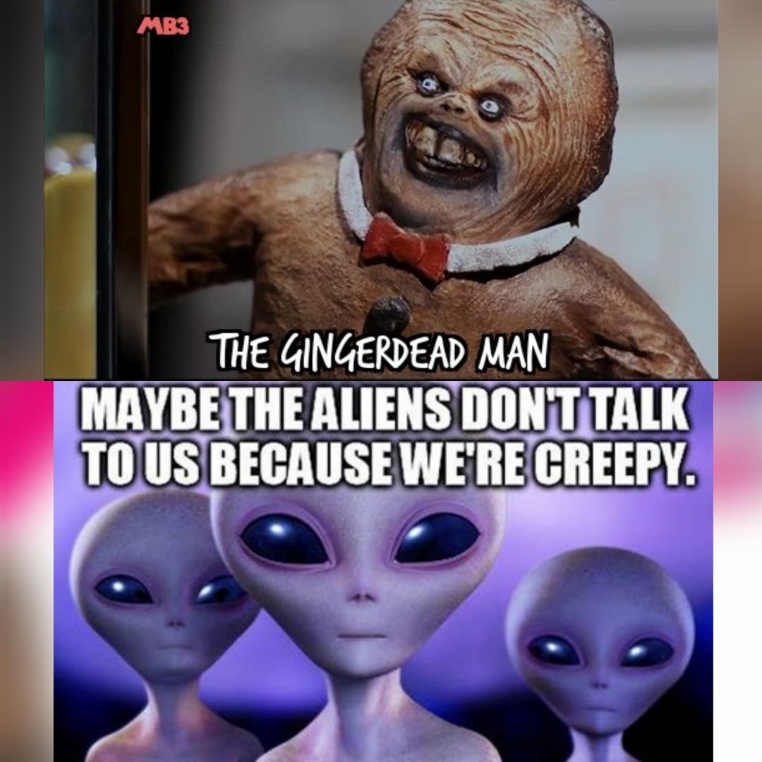 Aliens Don't Talk - meme