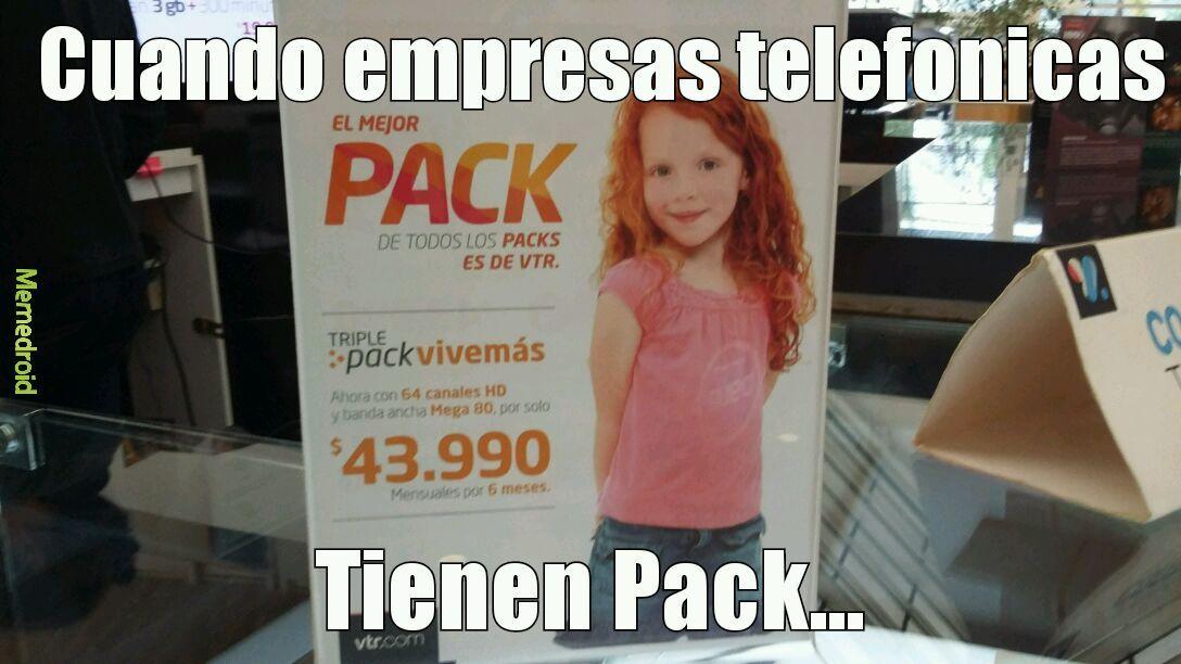 El mejor pack xdxdxd - meme