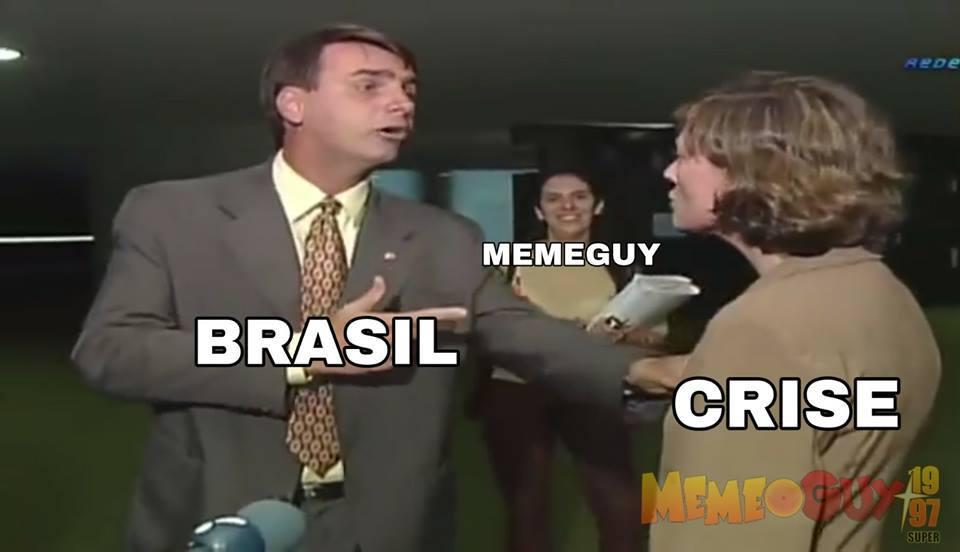 kk eae moderaçao... - meme