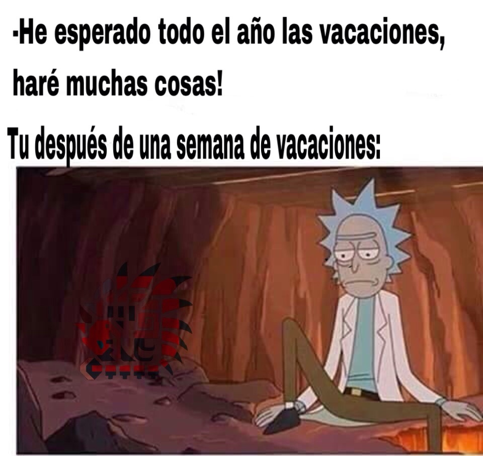 cielos Rick - meme