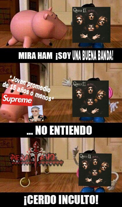 Queen :') - meme