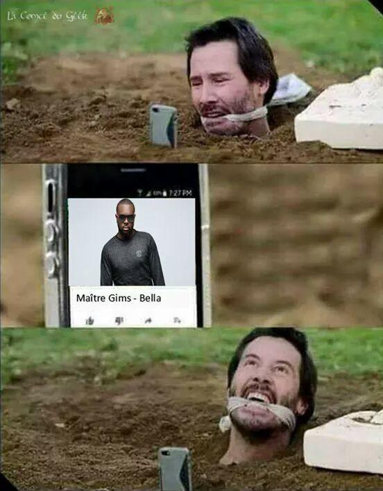La pire torture - meme