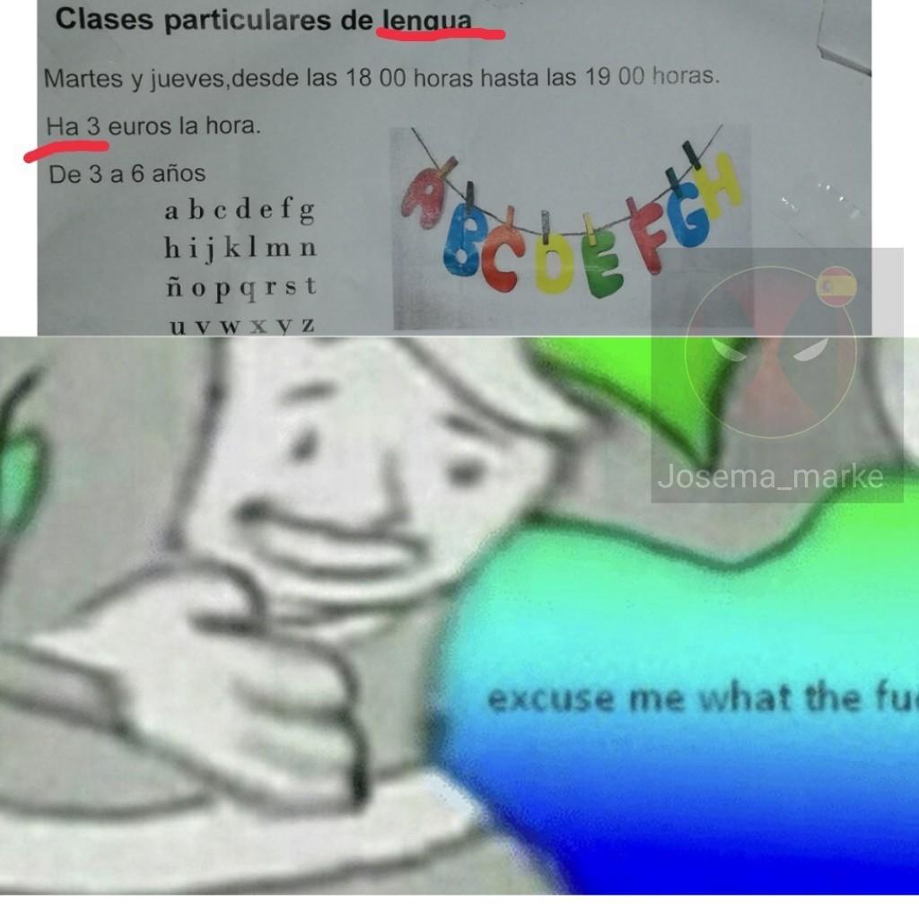 El titulo se a ido ha dar clases - meme