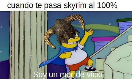 vicio - meme