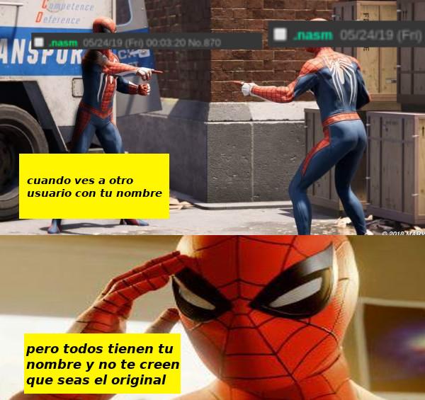 estilo comic - meme