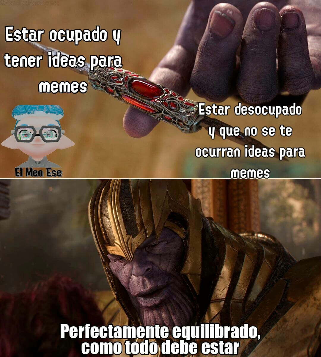 Error: Ideas para memes no encontradas