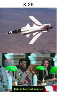 X-29 - meme