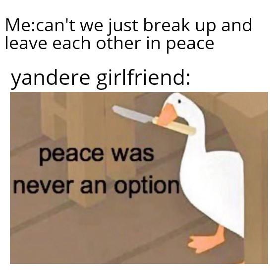it's a butter knife - meme