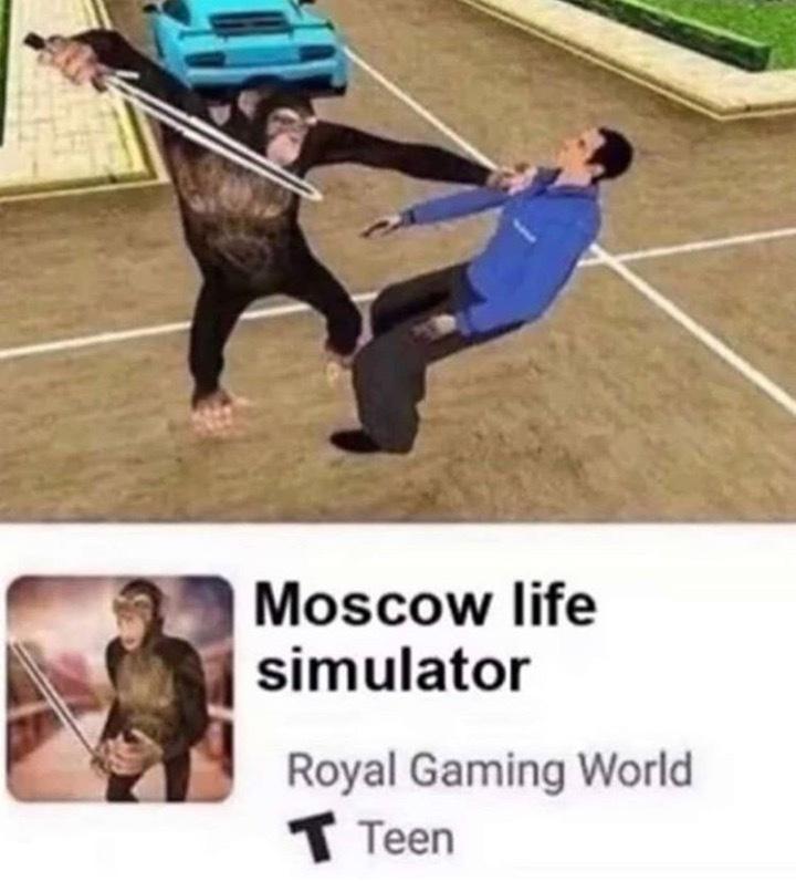 MOSKAU MOSKAU - meme