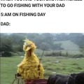Dads fishing trip