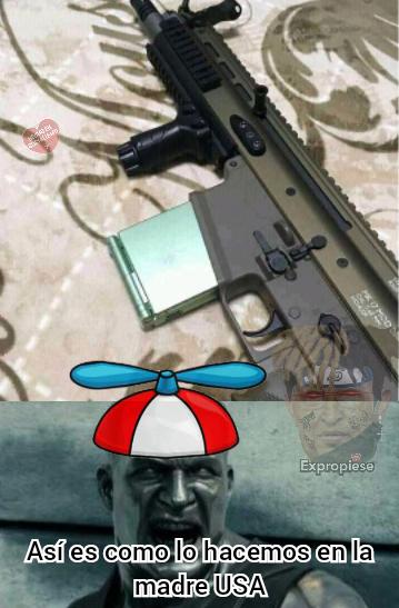Estuches de consolas en Estados Unidos (ノಠ益ಠ)ノ - meme