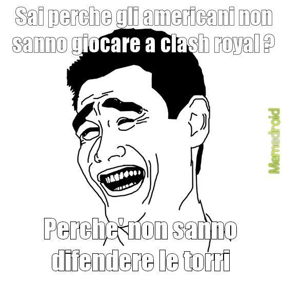 Clash royale - meme