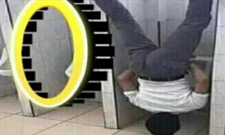 Para el que no entendió,este portal en geometry dash te pone al revés - meme