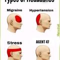 Types of Hitman