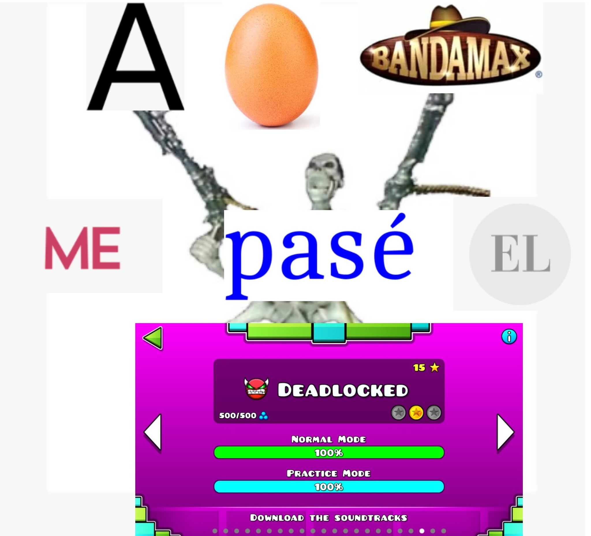 LA TENGO RE GRANDEEEEEEEEEE - meme